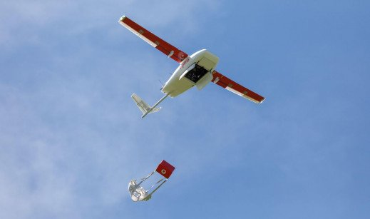 ZIPLINE : Lifesaving deliveries by drone
